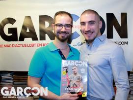 GARCON LES MOTS A LA BOUCHE 042TAG GARCONTAG GARCON