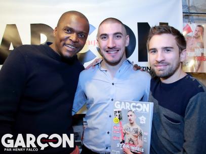 GARCON LES MOTS A LA BOUCHE 043TAG GARCONTAG GARCON