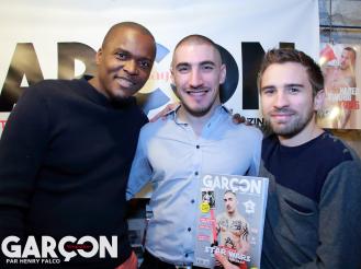 GARCON LES MOTS A LA BOUCHE 044TAG GARCON