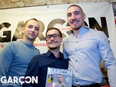 GARCON LES MOTS A LA BOUCHE 046TAG GARCON