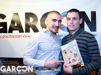 GARCON LES MOTS A LA BOUCHE 070TAG GARCON