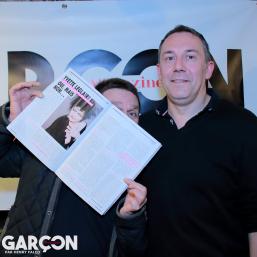 GARCON LES MOTS A LA BOUCHE 091TAG GARCON