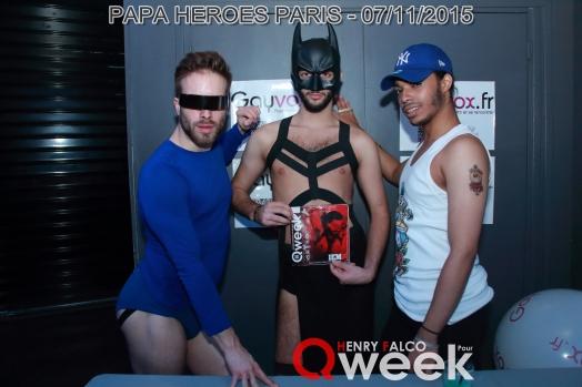 TAG QWEEKPapa Heroes Party Paris 012Qweek