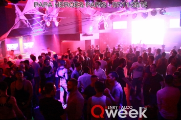 TAG QWEEKPapa Heroes Party Paris 037Qweek