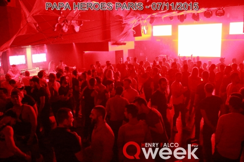 TAG QWEEKPapa Heroes Party Paris 038Qweek