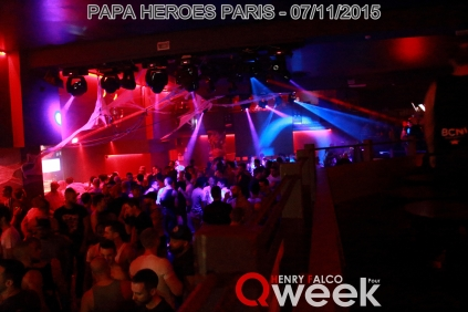 TAG QWEEKPapa Heroes Party Paris 040Qweek