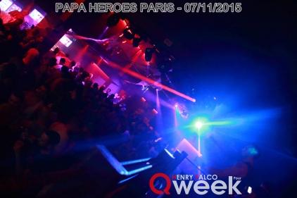 TAG QWEEKPapa Heroes Party Paris 041Qweek