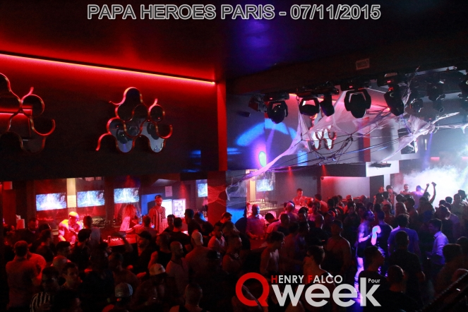 TAG QWEEKPapa Heroes Party Paris 046Qweek