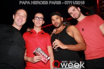 TAG QWEEKPapa Heroes Party Paris 116Qweek