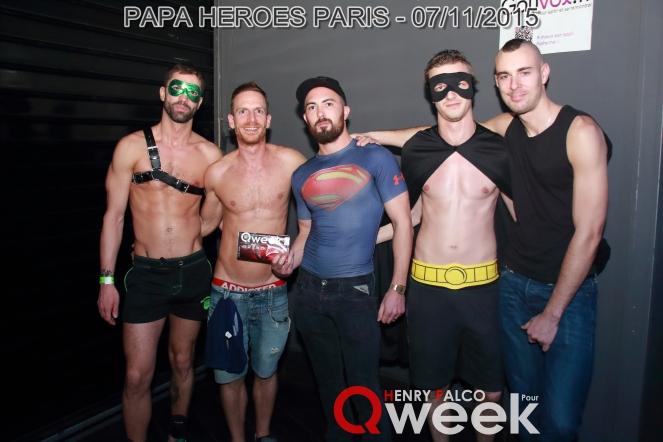 TAG QWEEKPapa Heroes Party Paris 143Qweek