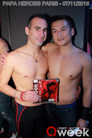 TAG QWEEKPapa Heroes Party Paris 159Qweek