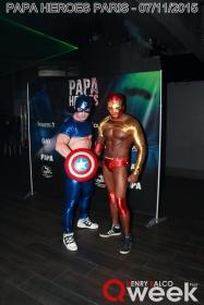TAG QWEEKPapa Heroes Party Paris 241Qweek