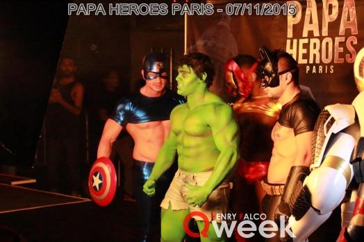 TAG QWEEKPapa Heroes Party Paris 285Qweek
