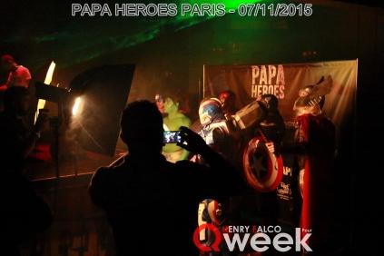 TAG QWEEKPapa Heroes Party Paris 298Qweek