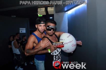 TAG QWEEKPapa Heroes Party Paris 325Qweek