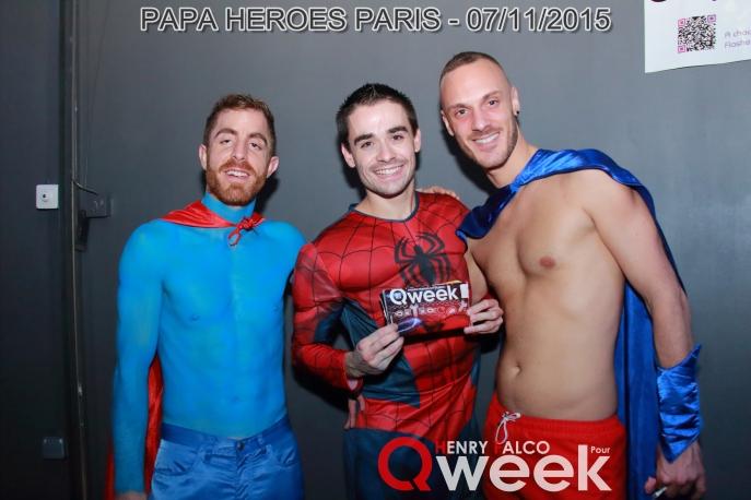 TAG QWEEKPapa Heroes Party Paris 338Qweek